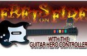 Connecter votre Guitar Hero ou Rock Band contrôleur à Frets on Fire