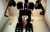 Le Robot humanoïde et marche 9DOF Installation étapes du petit exquis danse