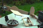 Construire et piloter un avion de modèle C/L