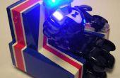 Sir Kitt, présentateur de télévision robotique