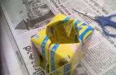 Démarreur de semences pour le cube origami