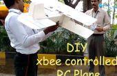 XBEE FLEXIBLE contrôlée avion