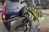 Attelage de remorque porte-vélos Mont Snowboard