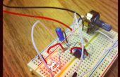 Oscillateur contrôlé en 555 varicap et tutoriel Diode Varicap