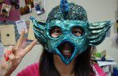 Création de toute forme Papier Mâché masque