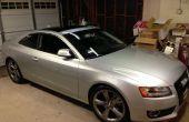 Filtre à Air remplacer 2008 Audi A5