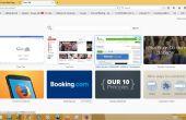 Raccourcis clavier pour Firefox !