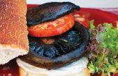 Mariné aux champignons Portobello Steaks