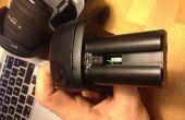 Mod de batterie-grip pour le Nikon D50