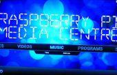 Raspberry Pi Media Center (avec fonctions PVR)