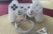 Casque intégré contrôleur PlayStation 3