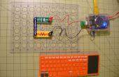 Cligner des yeux Snap Circuits LED avec ordinateur Kano