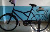 SANTÉ surveillance et recharge de la batterie vélo