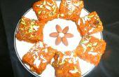 Gâteau aux carottes lait