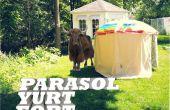 Parasol yourte Fort