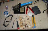 Création de DIY circuit imprimé