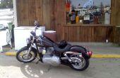 Certains mods que j'ai fait pour ma moto