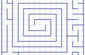 Comment faire un labyrinthe bon