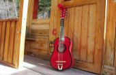 Little Red guitare
