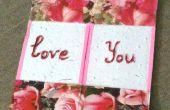 Mon amour sans fin avec une carte sans fin !