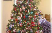 Célébration de Noël avec tricot