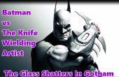 Projet de plâtre Batman
