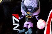 Masse effet Crochet : Tali'Zorah