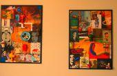 Planche 3D de Pop Art ToYs - (';'