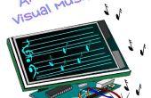 Arduino + TFT = musique visuelle