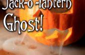 Jack O Lantern fantôme !