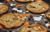 Biscuits morceaux de chocolat moelleux Cranberry & Orange