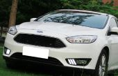 Installer des feux diurnes à LED Focus IJDMTOY Ford