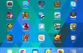 Comment faire votre écran Ipad Cool (cocher cette photo après Instructions)