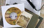 Enregistrer histoire orale - votre famille avant il s'éteint.