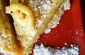 Citron Pi(e) : bonté amer, sucrée, acidulée