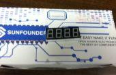 Horloge maison avec Arduino