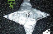 Meilleur papier mâché ninja-star/Shuriken