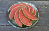 Melon d'eau spirale