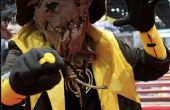 Comment faire un costume Sinestro (lanterne jaune) Corp « Scarecrow »