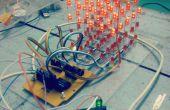 Simple conduit Arduino Cube 5 x 5 x 5