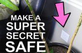 Fazer como um seguro Super Secret - Por menos de 3 dólares