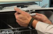 Comment remplacer une serrure de porte de lave-vaisselle