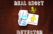 Détecteur de fantôme réel