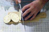 AUBERGINE tarte salé - créatrice d'amuse-gueules