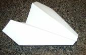 Longue Distance Paper Glider