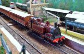 Projet modèle Rail entraîneur (métro léger, Chesham Set)