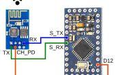 ESP8266 Station météo avec Arduino – logiciel #2