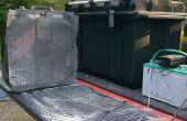 Comment se débarrasser des moustiques avec un ventilateur & moustiquaire