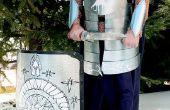 Comment faire construire un costume Gondoriens de l'armure de matériaux authentiques (enfin, presque)