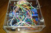 Détecteur LPG Arduino et flamme